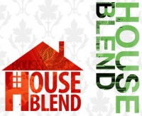 house blend web icon